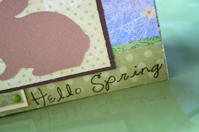 Oh My Crafts Blog: Time to ring in spring!