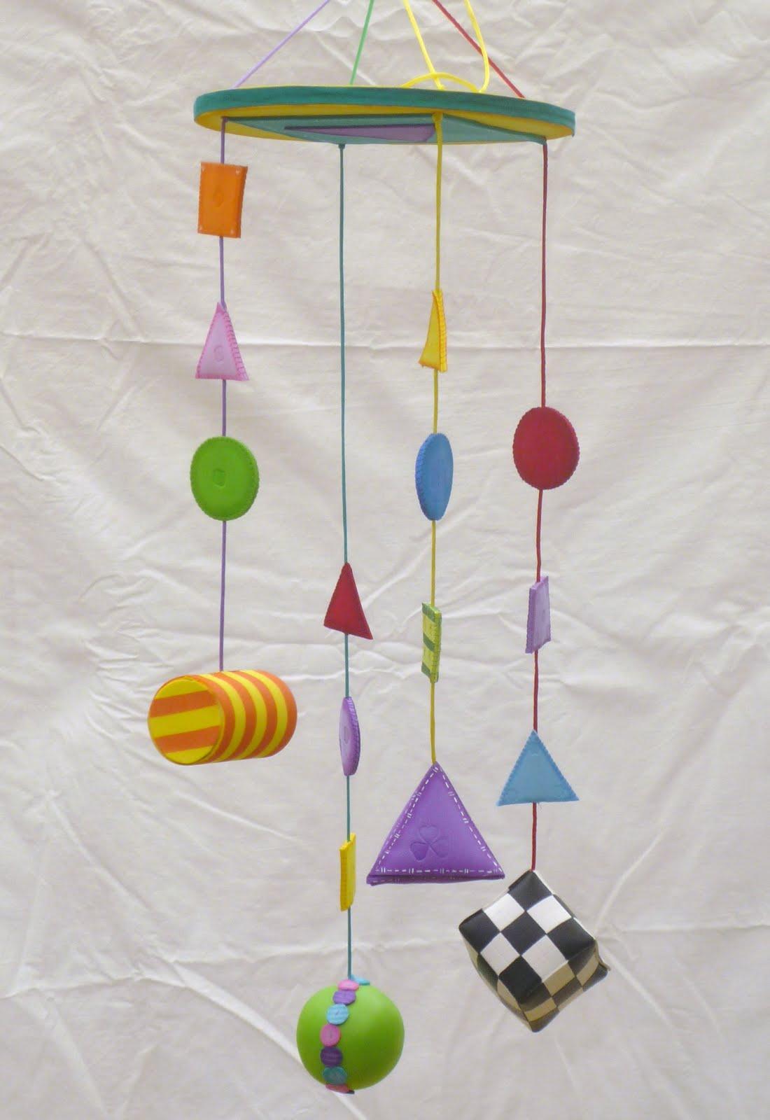 Moviles infantiles en foami imagui - Imagenes de manualidades ...