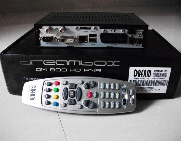 Dreambox dm800hd se usb driver