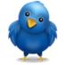 Estamos no Twiter
