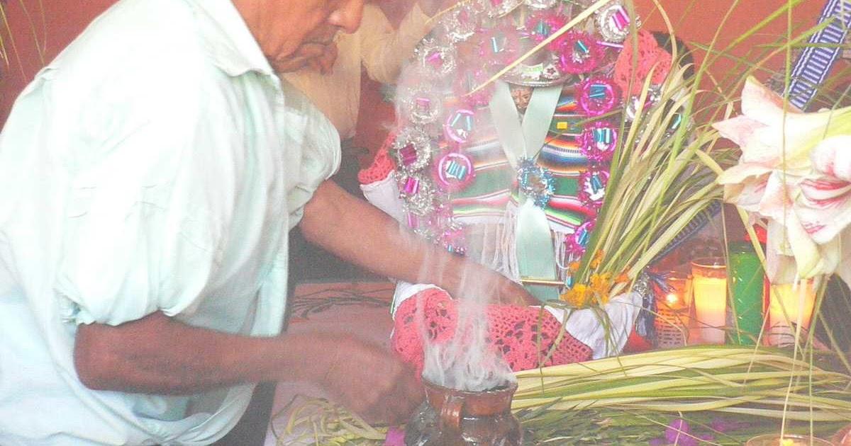Huapanguero la adoracin del seor de chalma durante el carnaval fandeluxe Choice Image