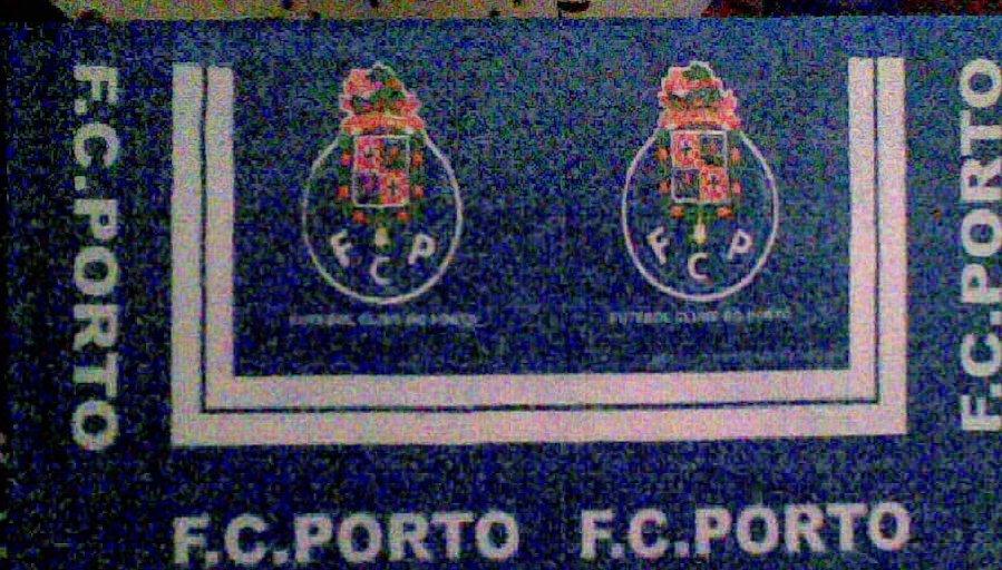 Tela do F.C.P. - 10 estrelas