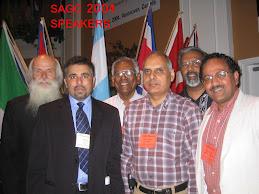 SAGC 2004 Speakers