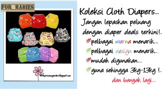 Special Cloth Diapers for Babies