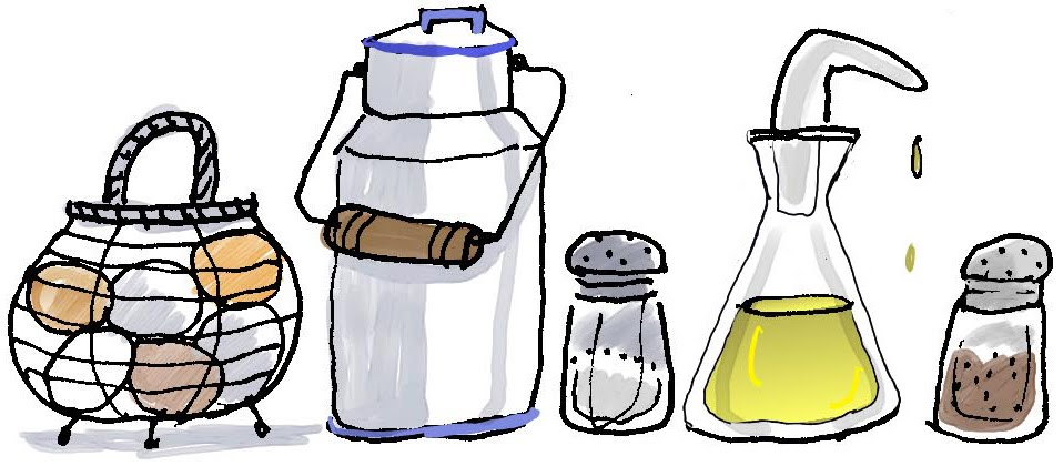 Amanida de receptes