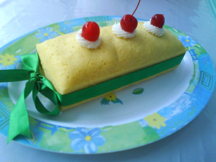 Talam Bolu Kukus Cake Ideas and Designs