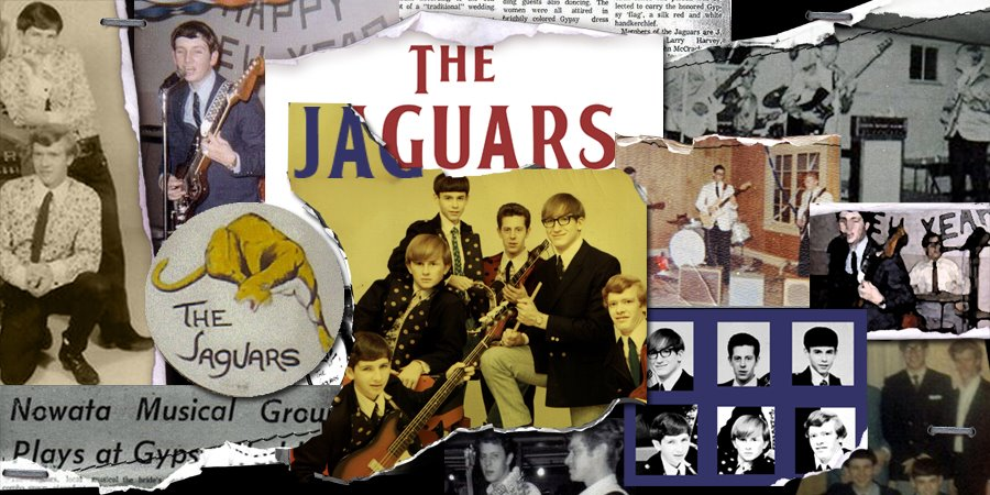 The Jaguars Rock the 1960's