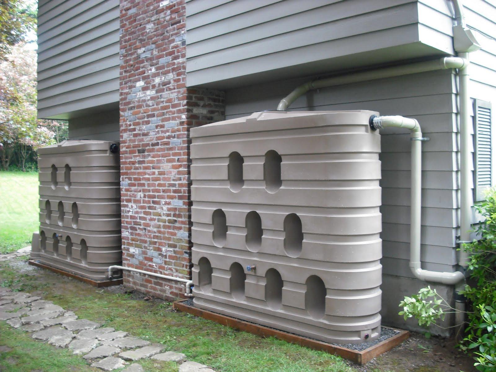 pacific solar and rain inc rainwater collection