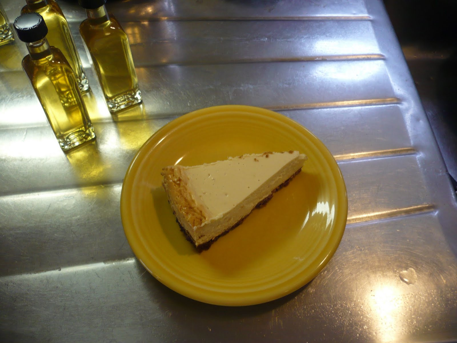 Foodier Than Thou: Light New York-Style Cheesecake