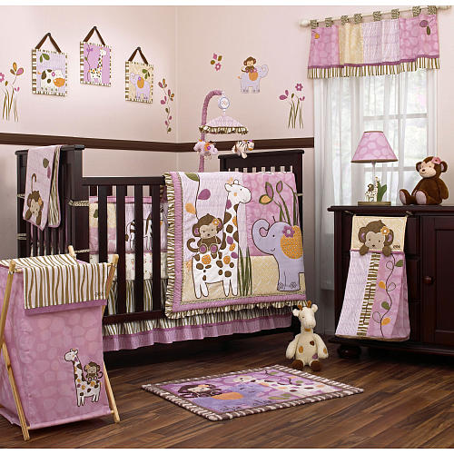 Cute room for baby Baby room themes for girl