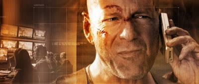 Die Hard 5 with Bruce Willis