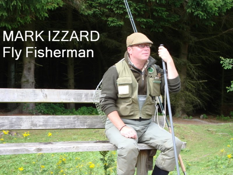 Mark Izzard Flyfisherman
