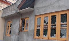 SHATTERED HOUSES