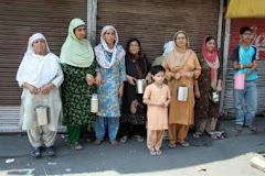 Millions of Kashmiris imprisoned and deprived of food