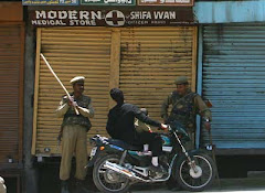 Undeclared curfew before elections