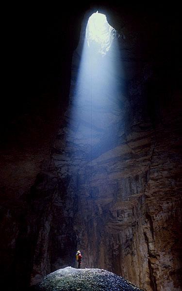 hilo de luz