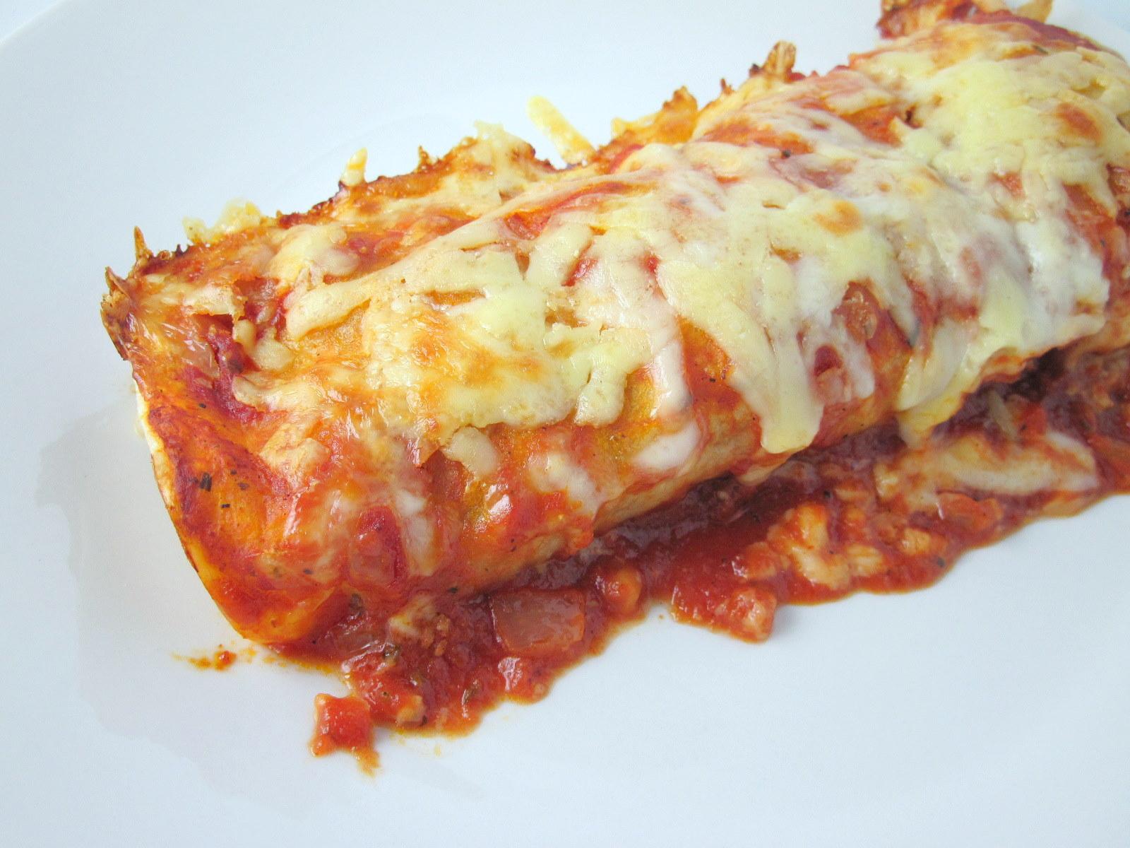 Cooking Stuff: Steak and Rice Enchiladas