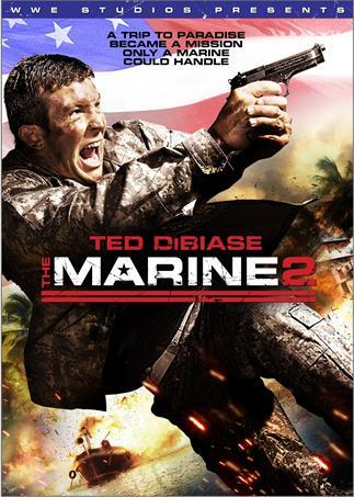 Filme Poster The Marine 2 DVDRip XviD-GFW