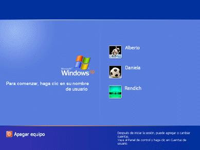 Como se administrador en windows vista y en windows xp