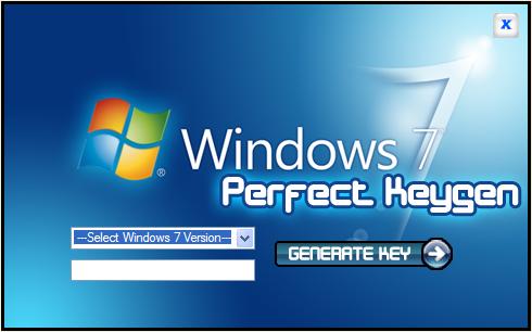 кейгены и кряки windows 7