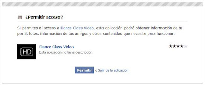 instalando Dance Class Video