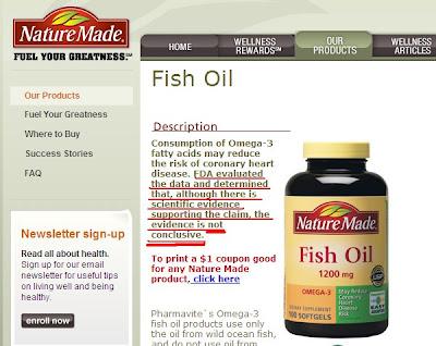 Vilrandir 39 s world domination tour de suplementos for Fish oil para que sirve