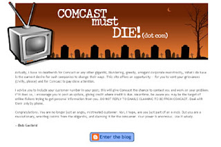 comcast must die, ipub, blog, jean julien guyot, ipub.ca.cx, infopub.blogspot.com