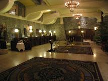 Fairmont Banff Springs Hotel Lobby
