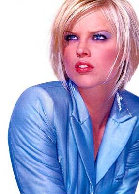 Eva Blue Blouses 109