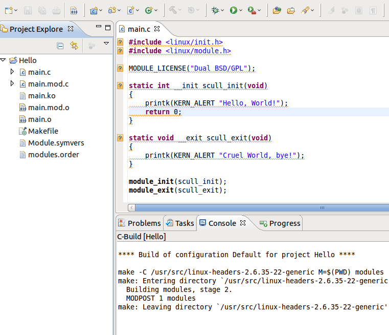 how to change compiler in eclipse