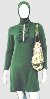 busana muslim 2NIQ - baju muslim bahan kaos berkualitas