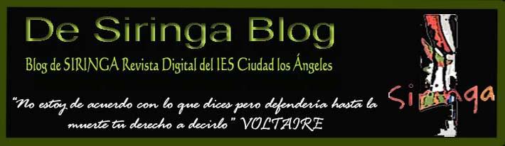 De Siringa Blog