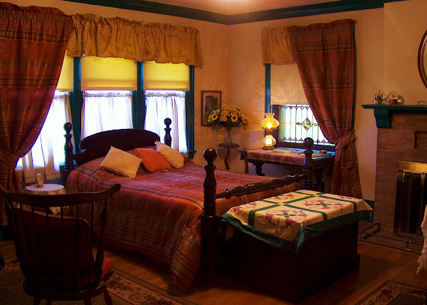Peter 39 S Vintage Bed Breakfast Located In Rochester New York Is
