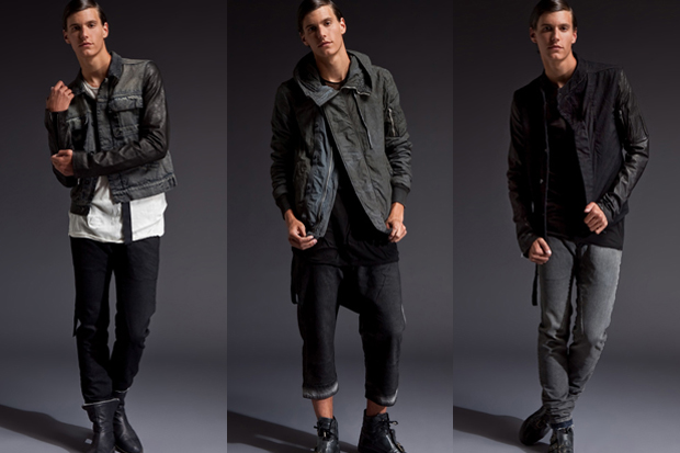 ♥ LOVE FASHION BITCHES: DRKSHDW by RICK OWENS winter 2010
