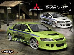EVOLUTION V///