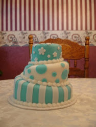 Topsy-Turvy Cake