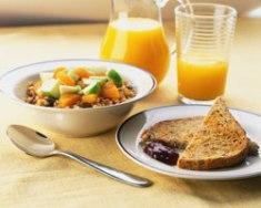 Calcular Desayuno Saludable