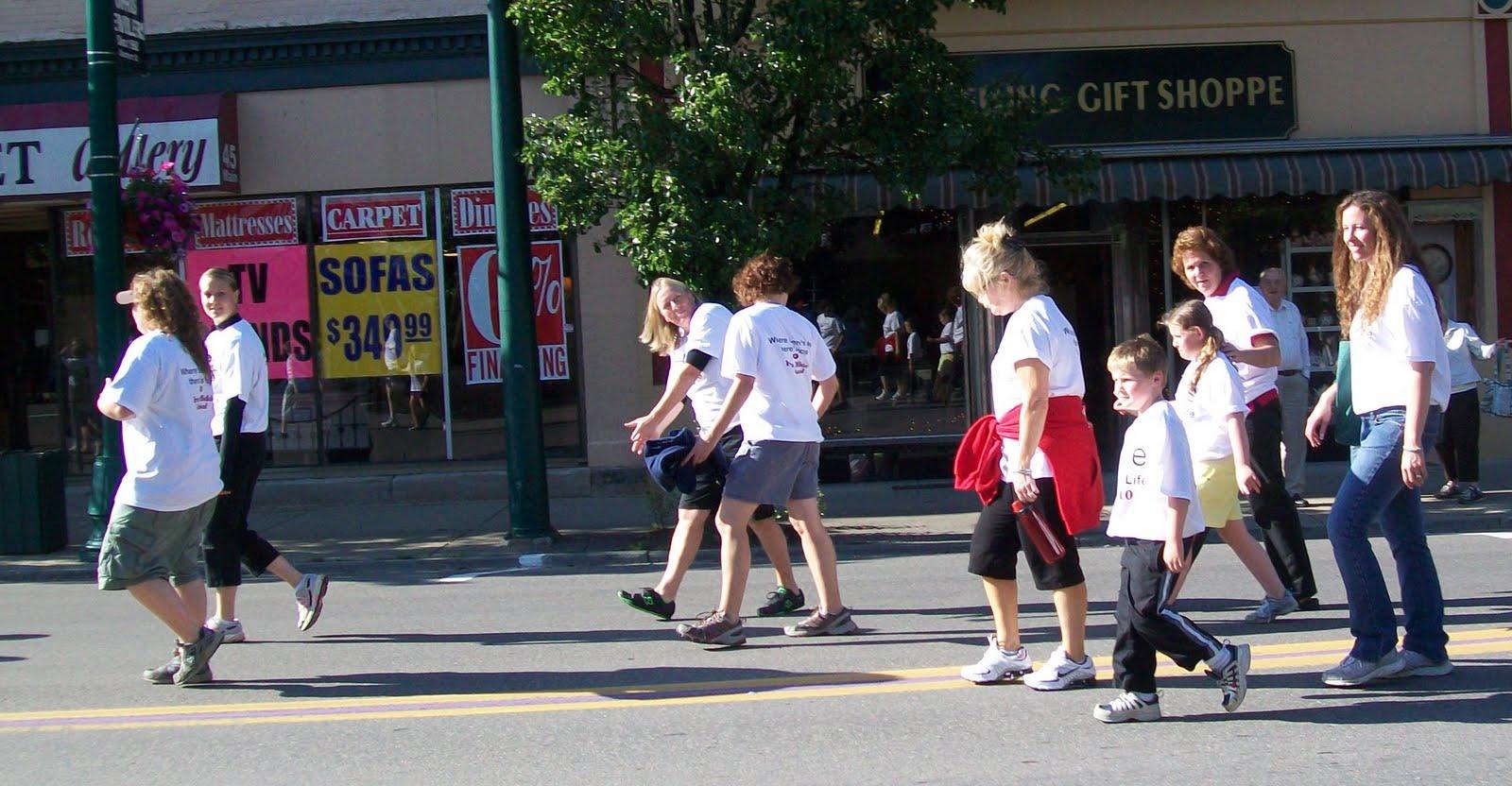 ACS Fight Back Parade 2011