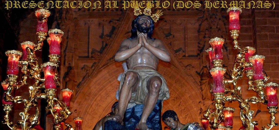 PRESENTACION AL PUEBLO (DOS HERMANAS)