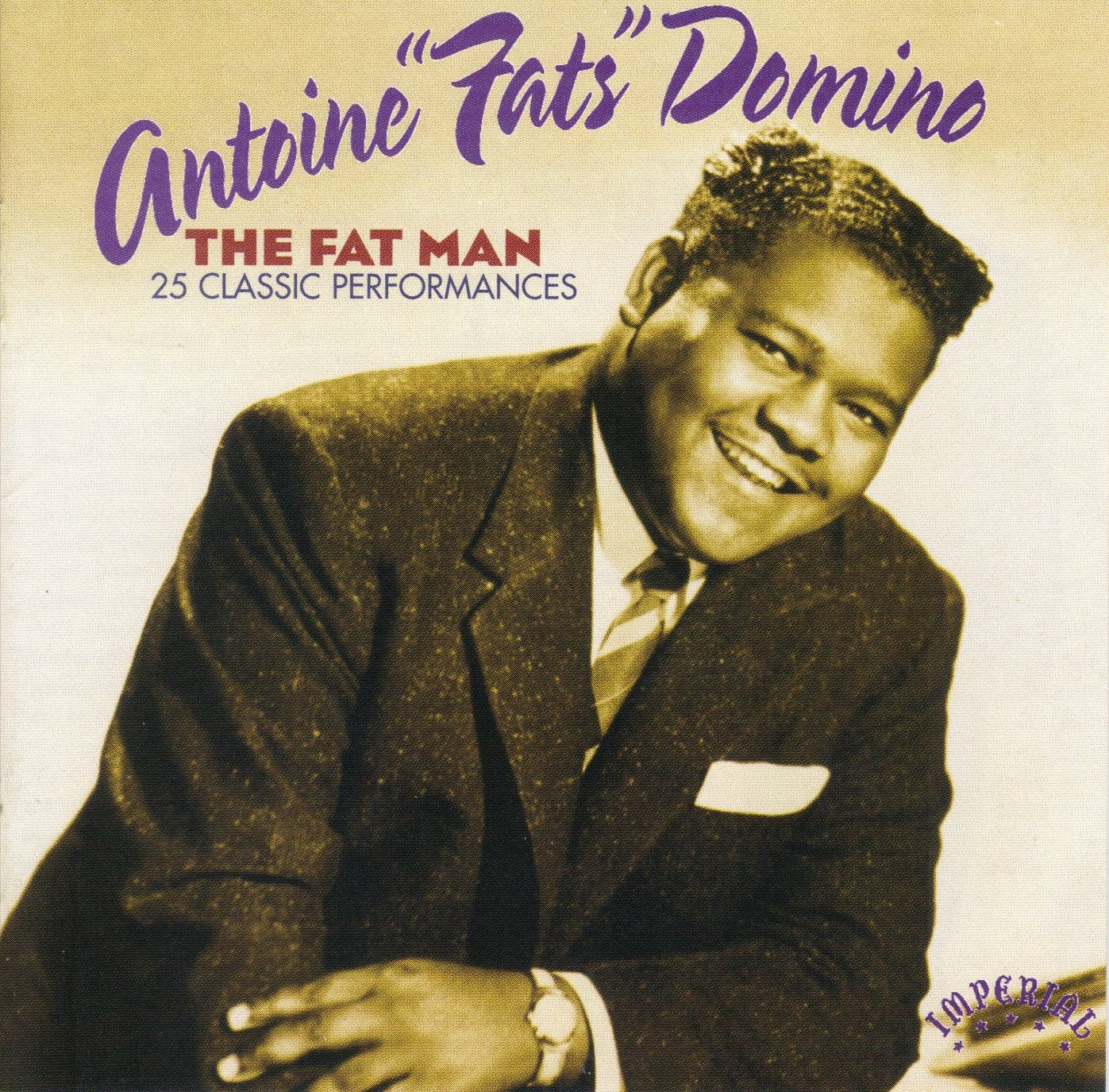 Fats Domino - Fats Domino 25 Classic Performances