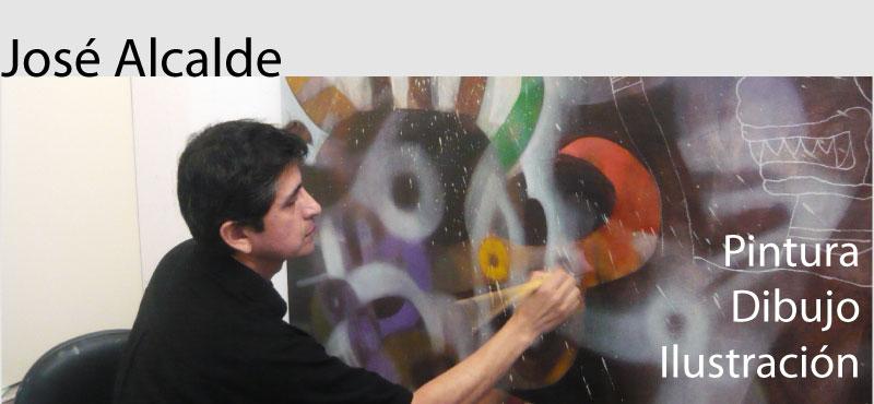 Jose Alcalde Pinturas