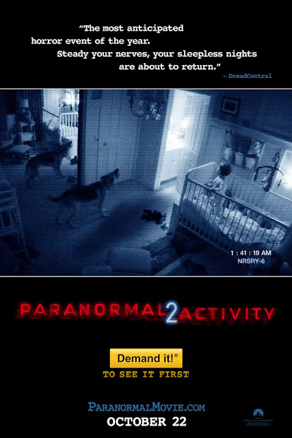 Paranormal Activity 2010