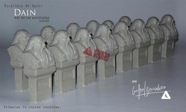 Escultura desde Bariloche - por LUIS ARIEL BERNACHEA Dain6