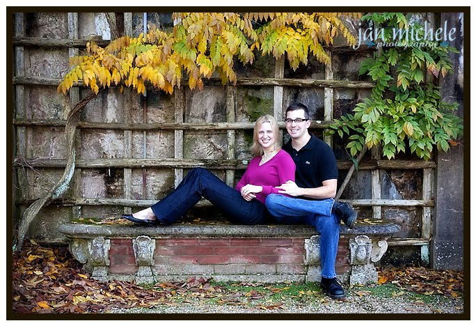 Georgetown Engagement Picture