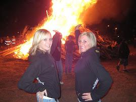Homecoming Bonfire 07
