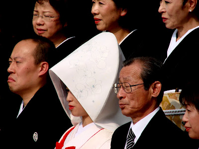 Izumo Taisha Wedding