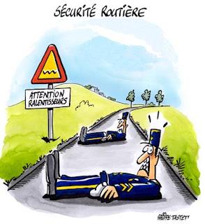 Conduite Et Securite Routiere Les Ralentisseurs
