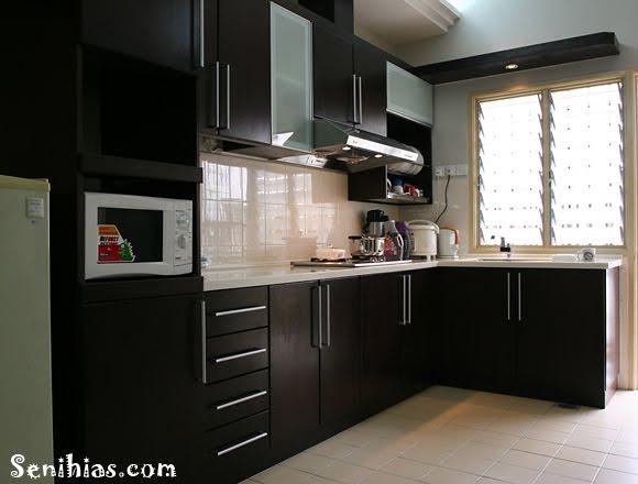 Kitchen camni la yang aku nak buat... simple je.. kalau ikut kan ...