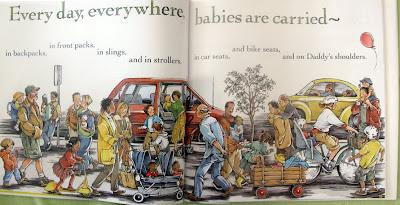 Παντού, σε όλο τον κόσμο, μωρά και γονείς είναι μαζί!