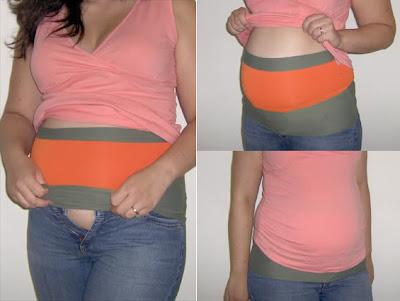 Μπορείς να φοράς τα δικά σου παντελόνια στην εγκυμοσύνη σου!